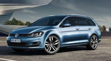 Volkswagen golf SW Multifuel 2015