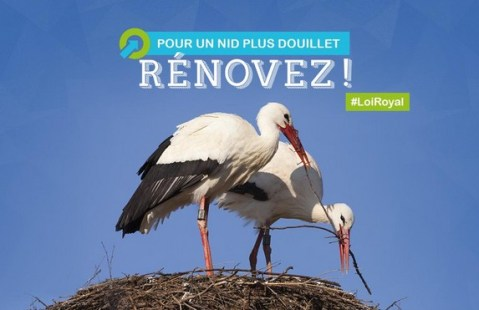 Loi de transition energetique votee - Renovation