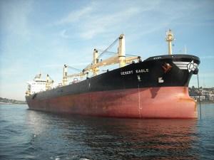 grain ship