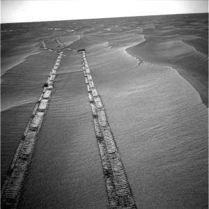 Dead soils on Mars