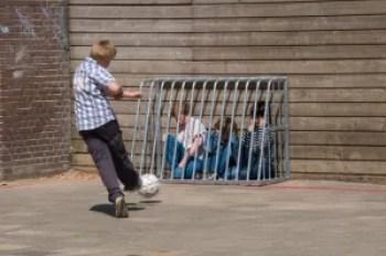 Schoolyard bully by Thomas Ricker via Flickr.