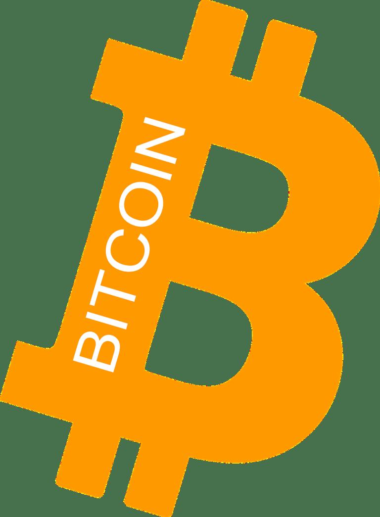 Logo for bitcoin