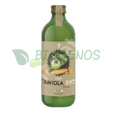 Suc Graviola Juice 100 % Natural fruct pasat anticancer– 500ml