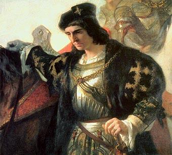 Gonzalo Fernández de Córdoba.