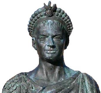Image result for Flavius Theodosius Teodosiu I sau Teodosiu cel Mare photos