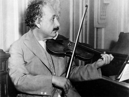 Albert Einstein (3/3)