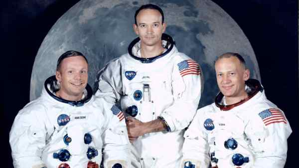 Who Are the Astronauts Featured in the Movie 'First Man ...