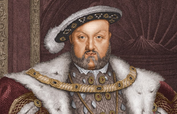 7 Surprising Facts About King Henry VIII - Biography