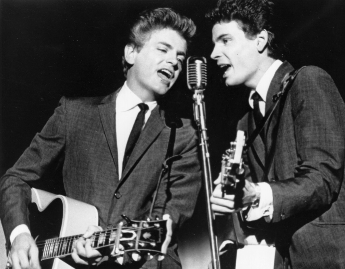 Everly Brothers Bye Bye Love