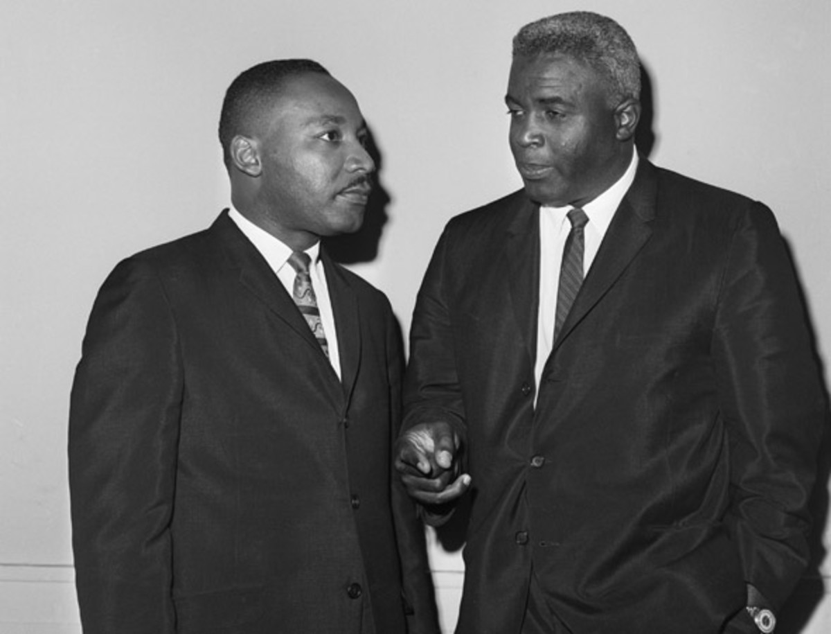 Late Game Strategy The Activism Of Jackie Robinson
