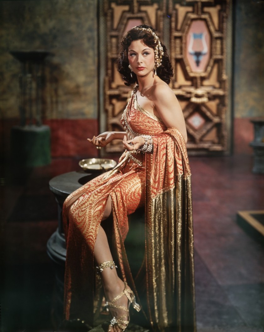 READ MORE: Hedy Lamarr: Inventive Actress