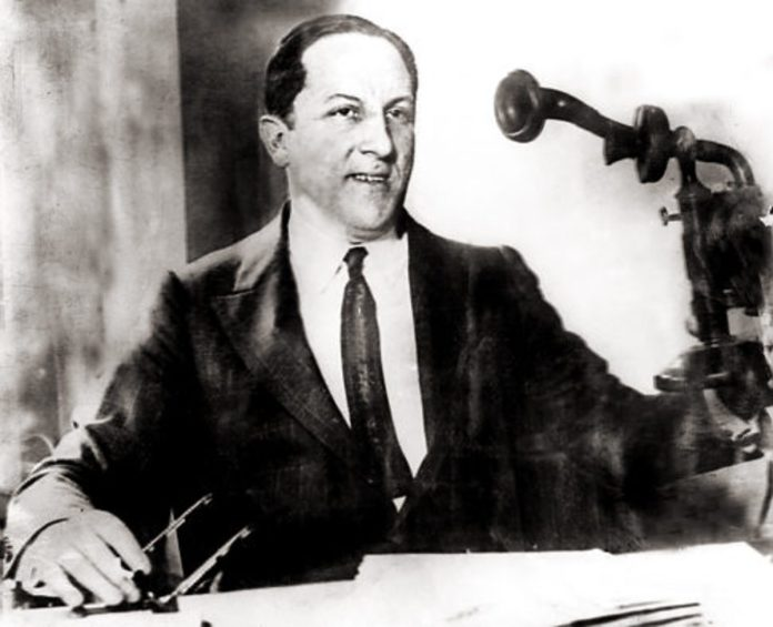 Image result for IMAGE OF Arnold Rothstein