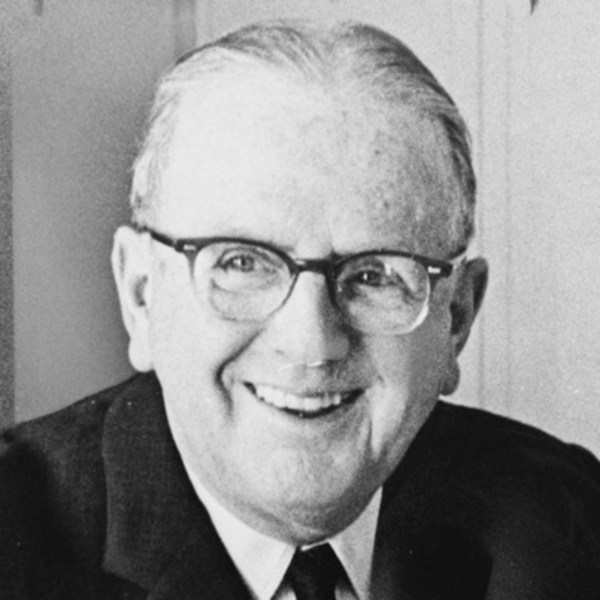 Norman Vincent Peale - Minister, Academic, Journalist ...