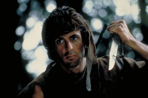 Image result for STALLONE RAMBO