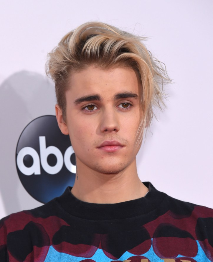Justin Bieber Photo Courtesy DFree/Shutterstock