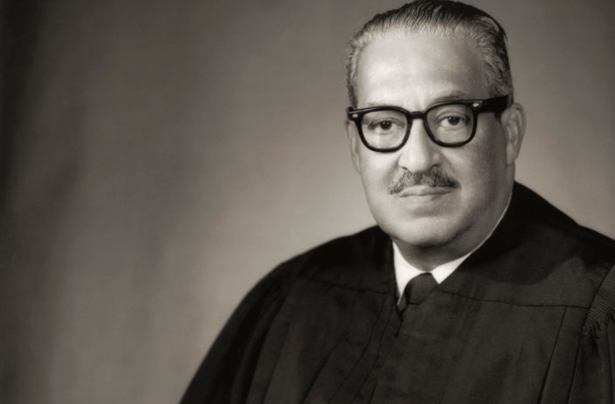 Thurgood Marshall A Justice For All Video
