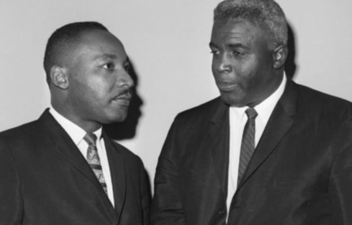 The Activism Of Jackie Robinson