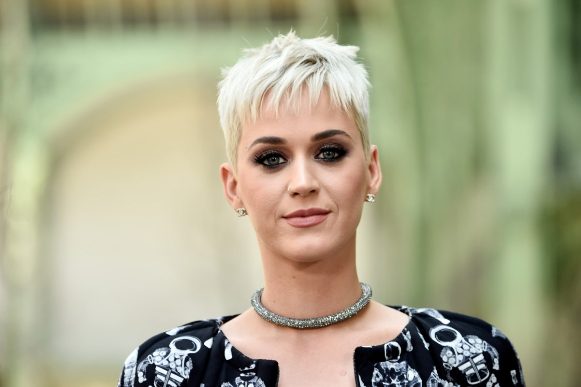 katy perry attends the chanel haute couture fallwinter 2017 2018 show as part of haute couture paris fashion week on july 4 2017 in paris france photo by pascal le segretaingetty images - Who Is Katy Perry?