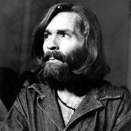 Image result for charles manson'