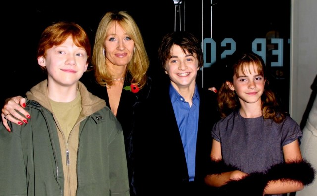 10 Little-Known Facts About How J.K. Rowling Brought Harry Potter