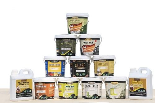 biovarnish, biocolours, bioduco, orchid, biothane, primer coat, sanding sealer