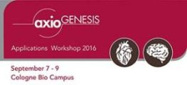 Axiogenesis iPSC Conference