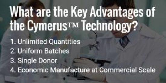 Cymerus Advantages