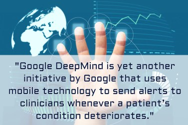Google Deepmind - Health Alerts