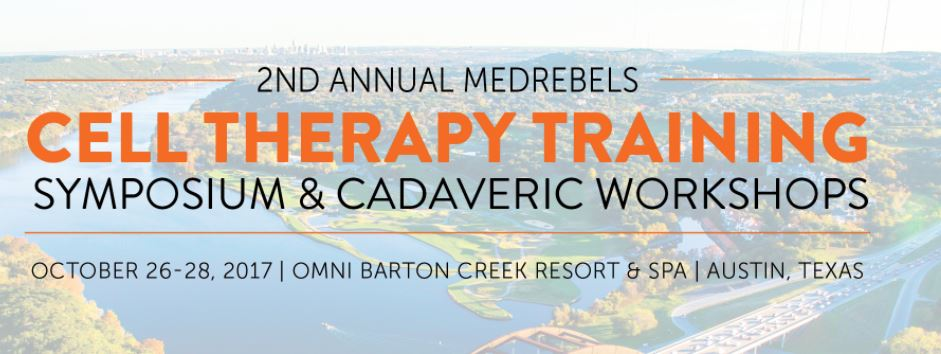 MedRebels Cell Therapy Training