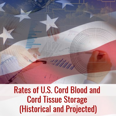 US Cord Blood and Cord Tissue Storage Rates