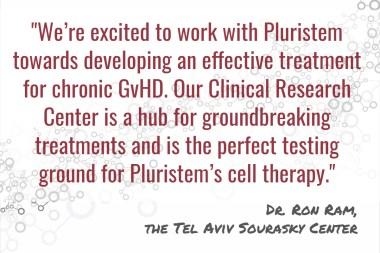 Pluristem Tel Aviv Sourasky Medical Center