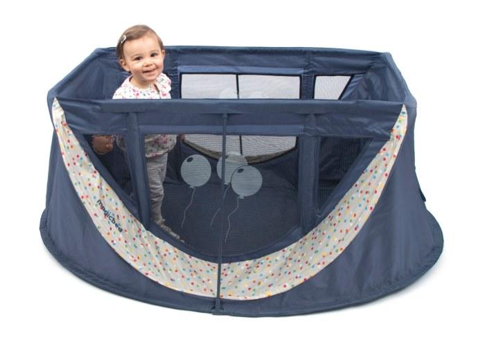 Lit pliant pour bébé et lits parapluie