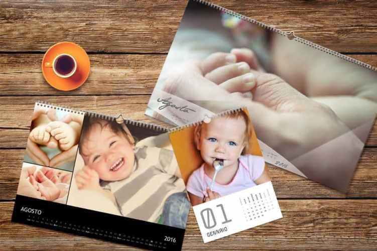 Offrez vous un calendrier personnalisable de bébé