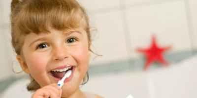 La consultation dentaire de l'enfant