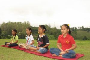 Yoga enfant: quels sont les bienfaits?