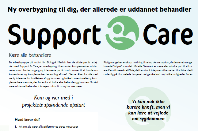 Support & Care
