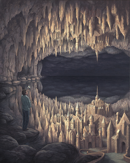 "Rob Gonsalves, ""As Above and So Below"""
