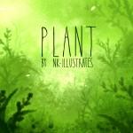 PLANT Story: κόμικ