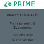 Δωρεάν Διαδικτυακό Περιοδικό Prime: PRIME International journal