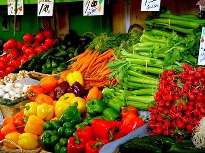 El consumo de hortalizas y verduras llega a los 80,5 kilos por persona