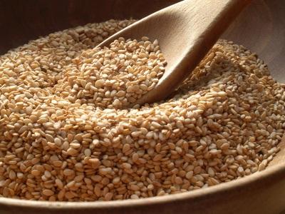 Gomasio: Una sal de buena suerte