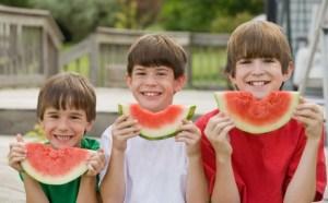 Alimentación infantil, al cuidado de los niños