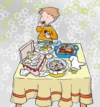 Los cambios en los habitos de ocio aumentan la obesidad infantil