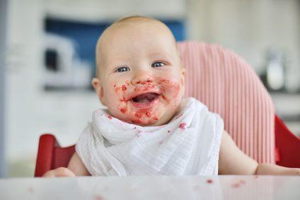 Potitos infantiles … Una comida ideal para los bebés