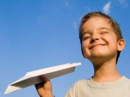 Niños inseguros y temerosos: cómo ayudarlos a despegar