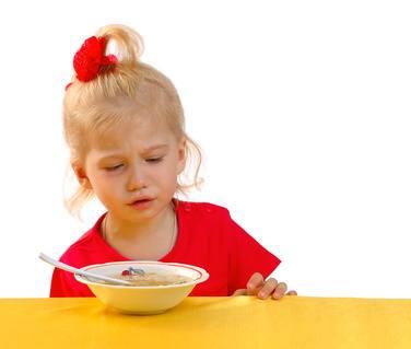 Emociones y la falta de apetito