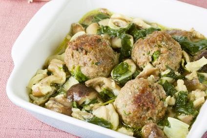 Recetas de albóndigas vegetales