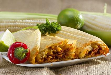 Tamales Tradicionales Mexicanos