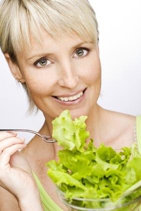 Alimentos para bajar de peso después de los 40