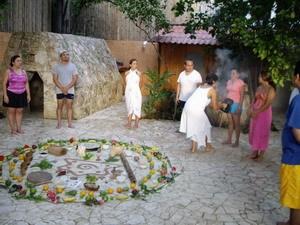 Centro Sak Beh: la paz prevalece en la tierra